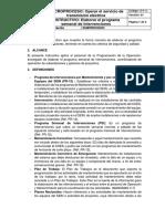 O-I-XX Elaboración de PSI_Rev0