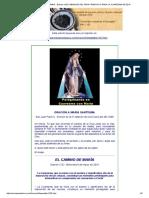 El Camino de Maria . Edicion 1232. Mensaje Del Papa Francisco Para La Cuaresma de 2019