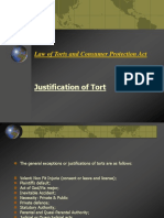 48926046 3 Justification of Torts