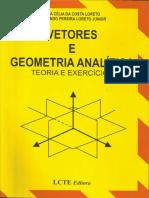 Vetores e Geometria Analítica - loreto.pdf