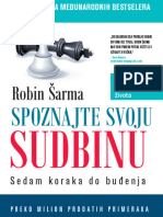 Robin Šarma Spoznajte Svoju Sudbinu DEO