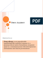 Drug Allergy Unand UNS