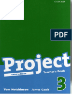 Project 3 Third Edition - Teachers Book
