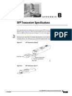 SFP Transceivers Cisco