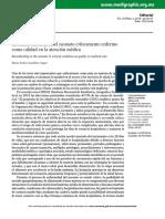 Santillan, M. E - Lactancia materna en el neonato críticamente enfermo como calidad en la atención médica