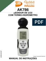 AK786!02!0817-D (Dióxido de Carbono - CO2)