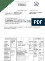 N°3-QUIMICA BASICA-10-EGB-PLAN DE CLASE N°3