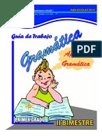 GRAMATICA 5TO