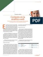 Contexto en la Analitica Web