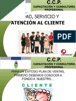 Atencion a Cliente