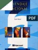 Bové, Toni - El Vendaje Funcional (3ed)