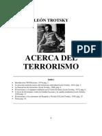 Trotsky, L. - Acarca del terrorismo - comp..pdf
