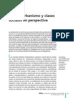 Ciudad Urbanismo y Clases Sociales en Perspectiva J Borja