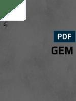 BergHOFF - коллекция посуды GEM