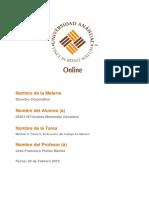 Tarea 5 El Derecho Laboral en México