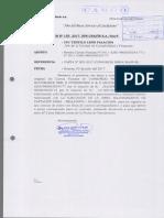 Captacion Paria - Bellavista
