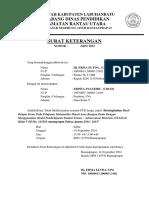 SK Melaksanakan PTK 2014