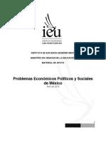 PROBLEMAS ECONOMICOS, POLITICOS Y SOCIALES DE MEXICO.pdf