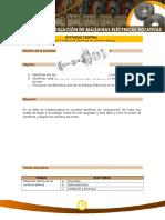 Act Central y Complementaria u4 - funcionamiento e instalación de maquinas eléctricas rotativas