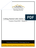 0491 Getting Started With Adobe After Effects Cc