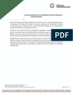 01-03-2019 CELEBRA HÉCTOR ASTUDILLO QUE GUERRERO SEA DE LOS PRIMEROS ESTADOS EN APROBAR LA GUARDIA NACIONAL