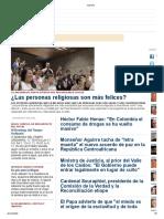 Boletín Religión Digital 16-02-19