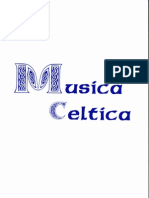 Musica Celtica Sheet, Spartiti