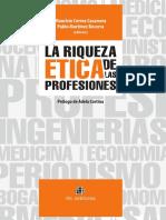 Correa Casanova, Mauricio - La Riqueza Ética de Las Profesiones