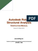 Robot Verification Manual AFNOR Eng 5 2