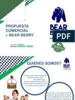 Presentacion Bear Berry