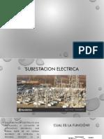 elementos de una subestación