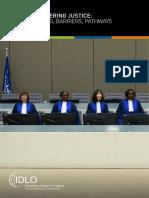 IDLO - Women Delivering Justice - 2018
