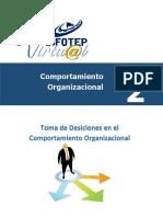 Comportamiento Organizacional Organizaciones Modernas