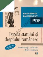Emil CERNEA & Emil MOLCUT - Istoria statului si dreptului roman (UJ, 2013) 3WA.pdf