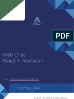 React + Firebase