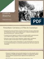 Revolución Contra Huerta