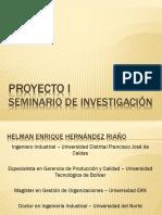Diapositivas clase Proyecto I - estudiantes.pdf