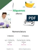 Alquenos B y Q Carlos M
