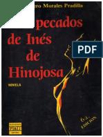 Los Pecados de Ines de Hinojosa. Prospero Morales Pradilla