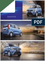 WagonR Brochure
