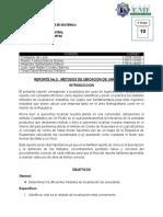 Reporte 3 Metodos de Ubicacion de Una Planta Guatemala Usac