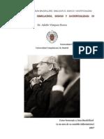 Dr. Adolfo Vasquez Rocca _ Jean Baudrillard Simulacros Signos y Sacrificial Id Ad
