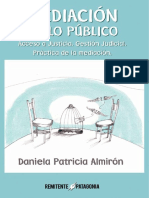 Mediación en lo Público-almiron. Acceso a justicia. Gestión judicial. Práctica de la mediación.pdf