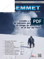 Revista INGEMMET Junio 2013
