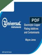 Análisis de Metales en Agua Potable y Residual Por Espectrofotometría de Absorción Atómica