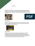 Costumbres y Tradiciones de Peten