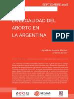 Legalidad del aborto