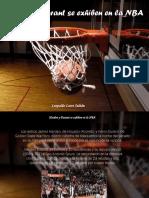 Leopoldo Lares Sultán - Harden y Durant se exhiben en la NBA