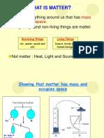 2.1 (a) Kinetic Theory of Matter