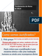 Fundamentos Do Reino de DEUS - P4